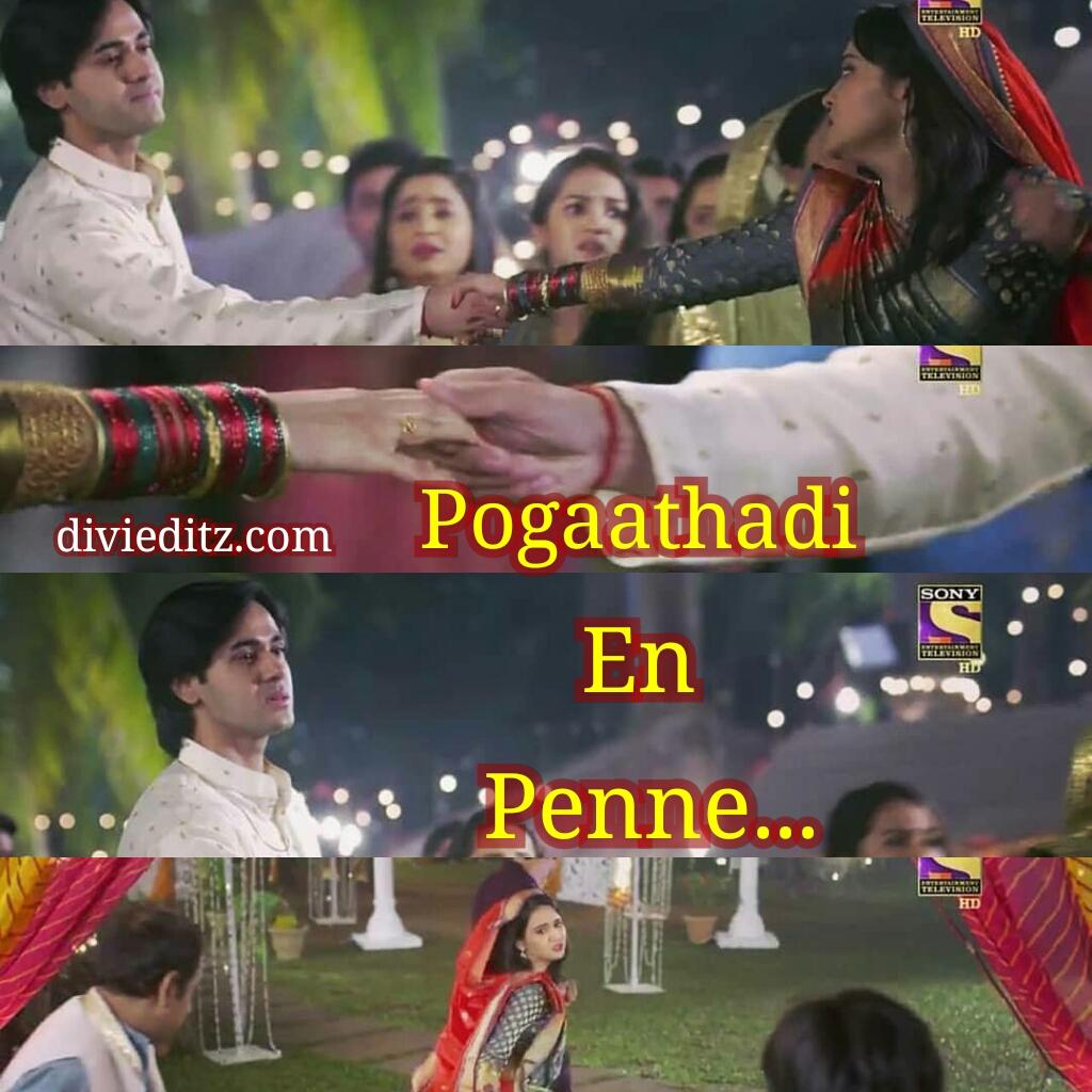 Pogaathadi En Penne – Ninaithalae Inikum Sameer Nithya Whatsapp status