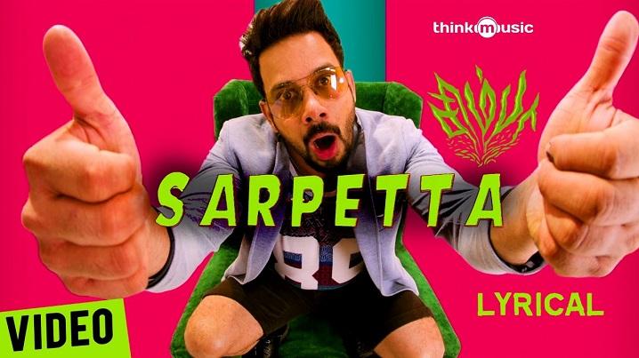 Sarpetta Song Lyrics in Simba movie