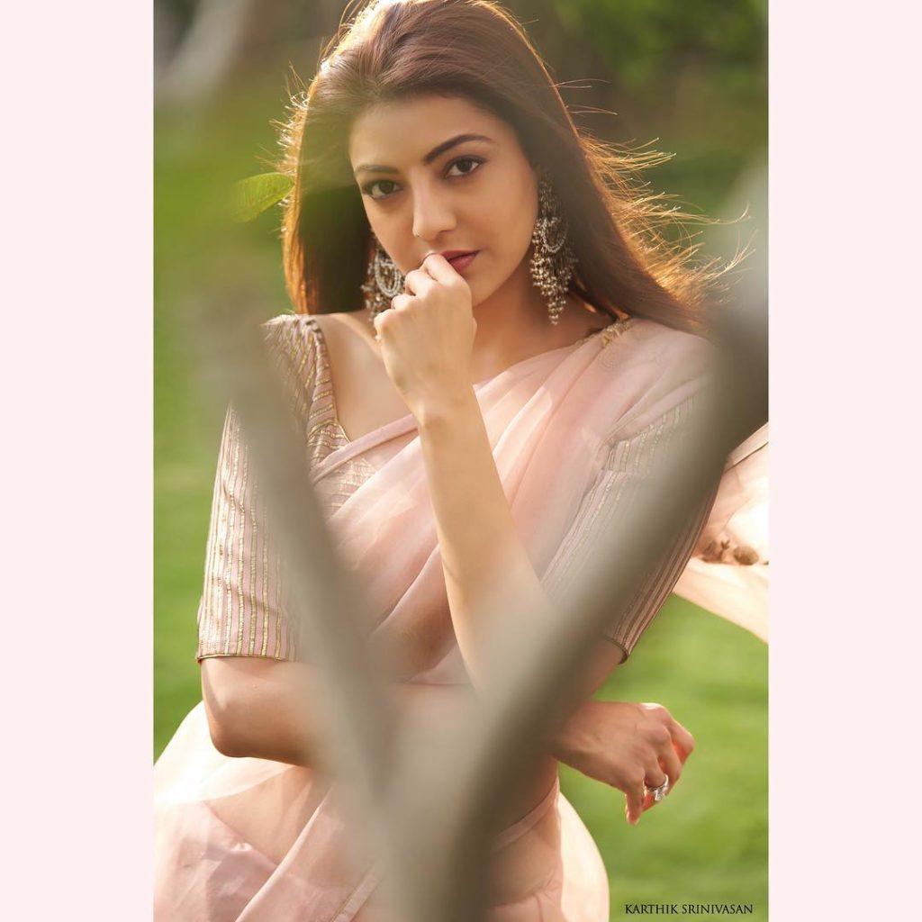 Kajal Aggarwal Latest photoshoot kajal cute pics kajal aggarwal Wallpaper kajal Aggarwal Saree pics Kajal Aggarwal pics