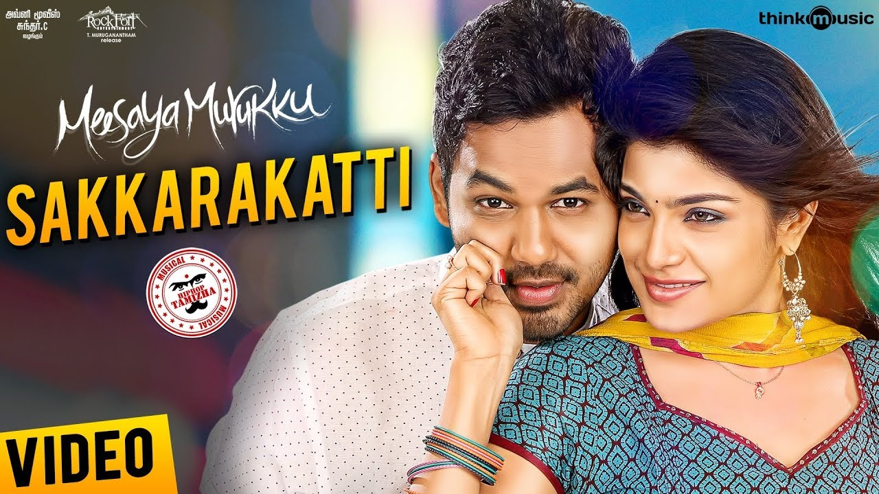 Sakarakatti Song Lyrics – Meesaya Murukku