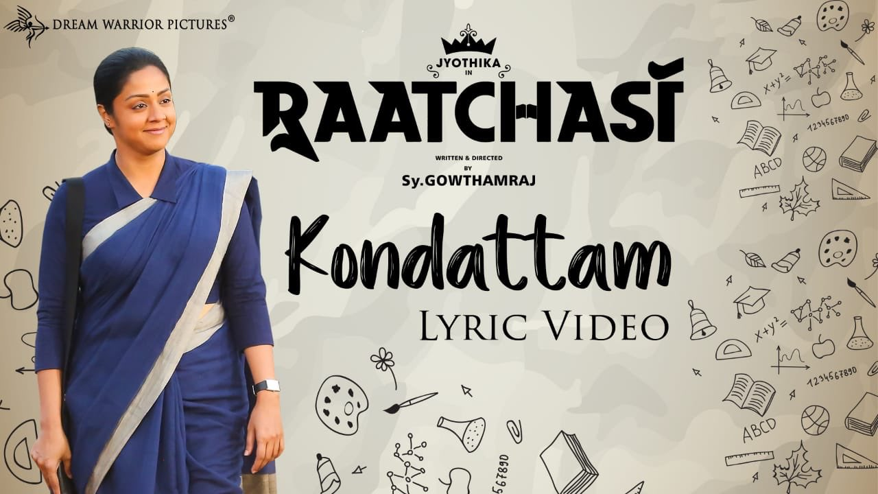 Kondattam Song Lyrics – Raatchasi