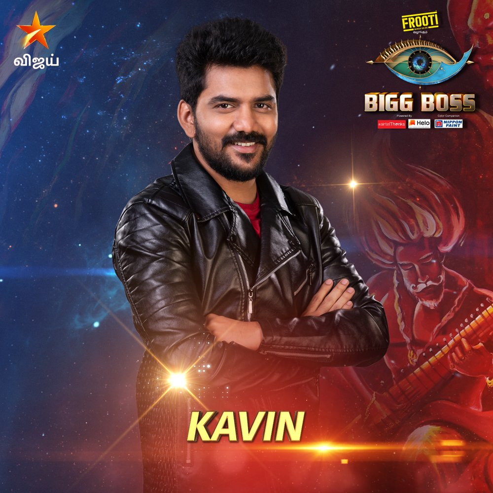 Bigg Boss 3 Tamil 15 Contestants ( Age, Profile, wiki