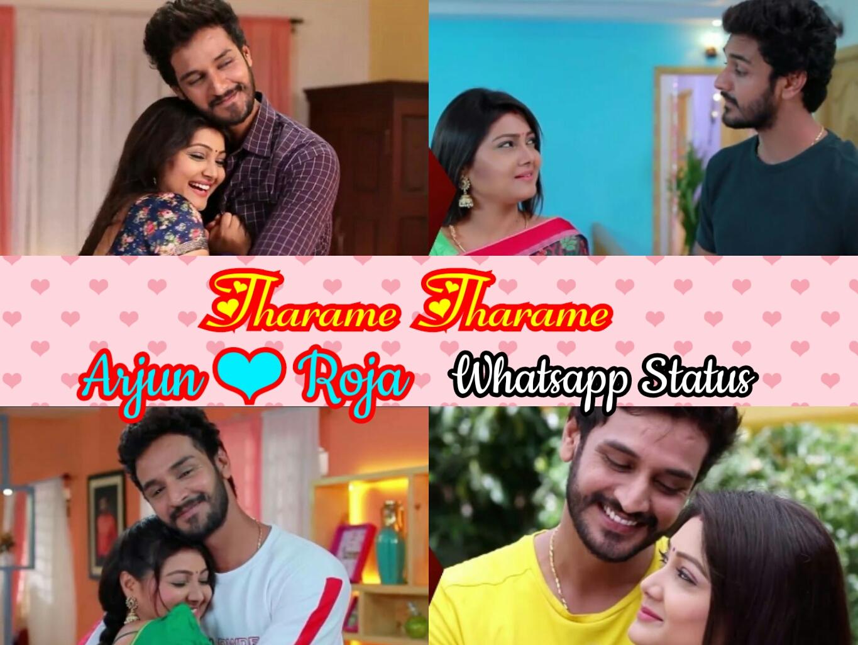 Tharame Tharame Female version Arjun Roja Whatsapp status