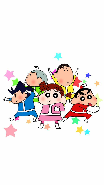 Shinchan Friends,  Wallpepers, Pics