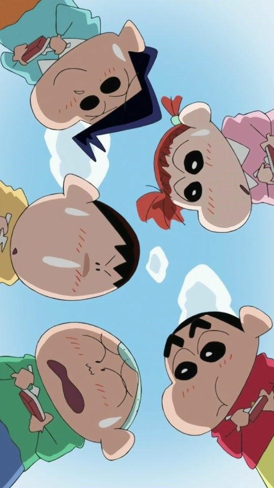 Shinchan Friends,  Wallpepers, Pics, Family, Images