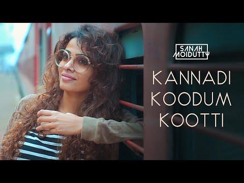 Kannadi Koodum Kootti Song Lyrics – Sanah Moidutty