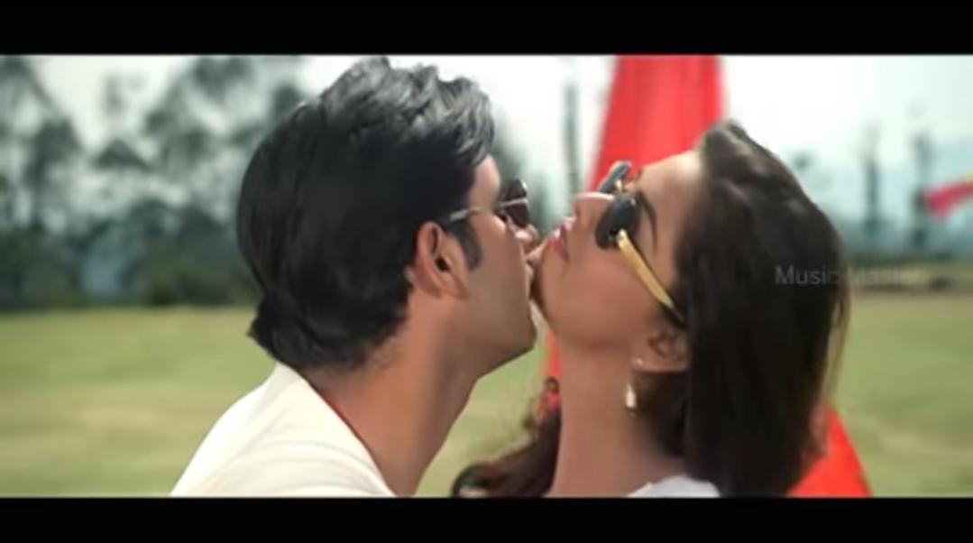 Kaadhal Kaadhal Song Lyrics – Poochudava