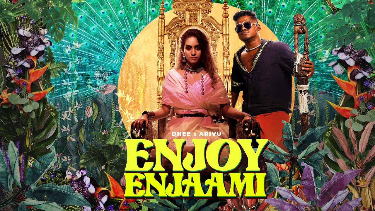 Enjoy Enjaami Song Lyrics – Dhee ft. Arivu