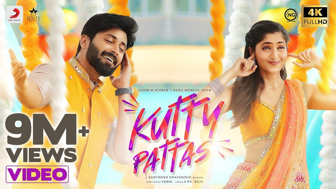 Kutty Pattas Song Lyrics – Ashwin